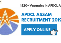 APDCL Career